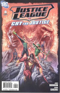 JLA Cry for Justice 4