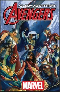 AllNewAllDifferentAvengers