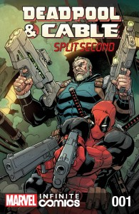 032 Deadpool & Cable