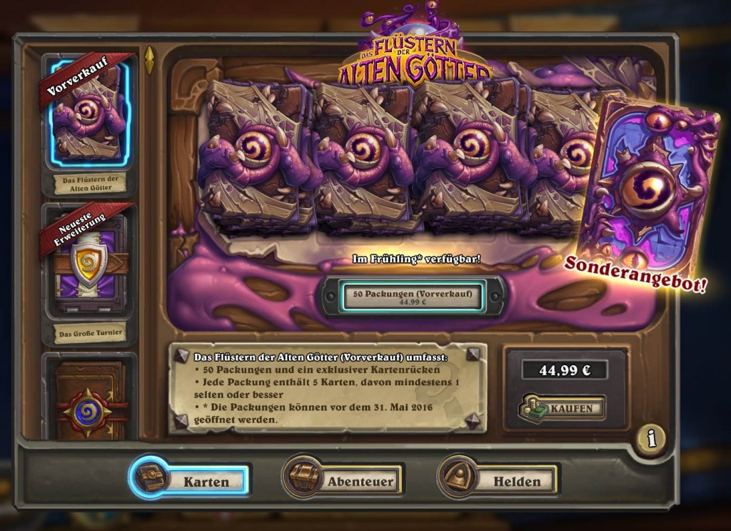 Hearthstone Screenshot 03-20-16 13.05.03