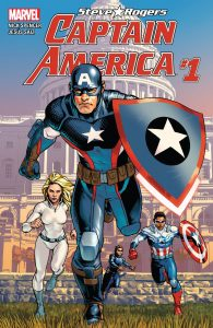 001 Steve Rogers Captain America #1