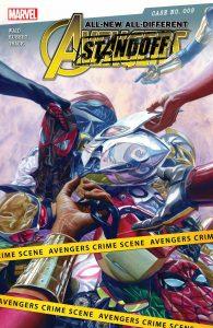 012 Avengers #8