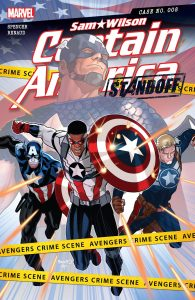 018 Sam Wilson - Captain America #8