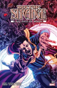 020 Dr. Strange Last Days of Magic