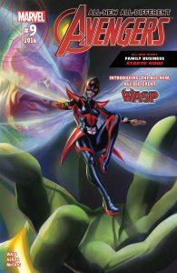 001 Avengers #9