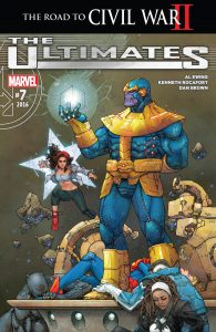 005 Ultimates #7