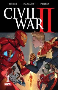 007 Civil War II #1