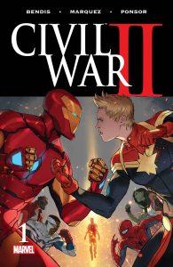007 Civil War II #1