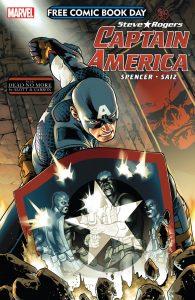 009 FCBD 2016 Captain America