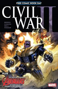 010 FCBD 2016 Civil War II
