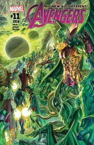 001 Avengers #11