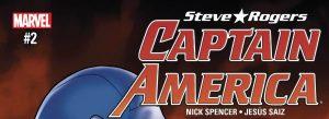 001 Steve Rogers - Captain America #2 b