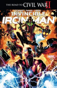 002 Invincible Iron Man #11