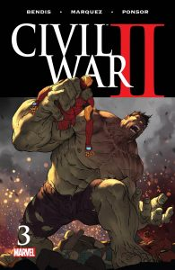 005 Civil War II #3
