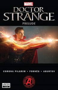 005 Doctor Strange Prelude #1
