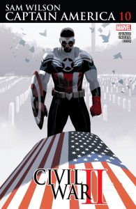 006 Sam WIlson - Captain America #10