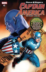 008 Steve Rogers - Captain America #2