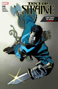 004 Dr. Strange #10
