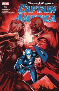 005 Steve Rogers Captain America #3