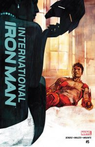 009 International Iron Man #5