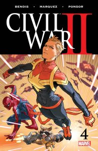 010 Civil War II #4